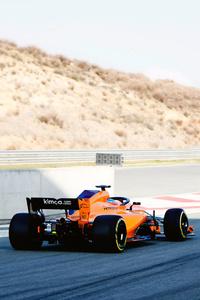 F1 McLaren Mcl33 4K