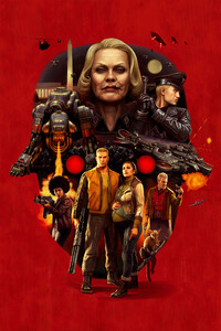 Face Of Death Wolfenstein II The New Colossus