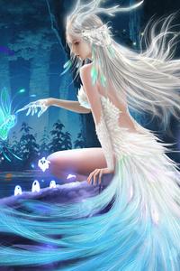 Fairy Girl 4k