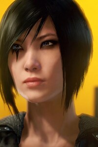 Faith Connors Mirrors Edge