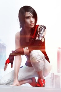 Faith Mirrors Edge Catalyst
