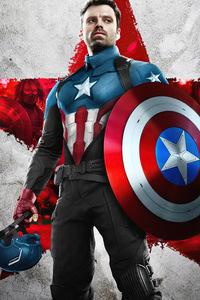 Falcon And The Winter Soldier Captain America 5k