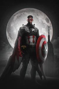 540x960 Falcon The New Captain America