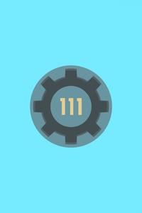 Fallout 3 Vault 111 Minimal 5k