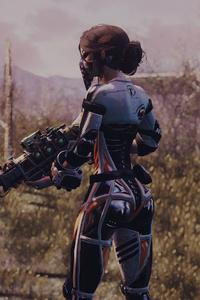 320x568 Fallout 4 2019