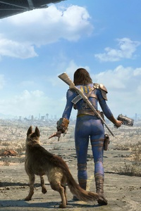 360x640 Fallout 4 Game 2019