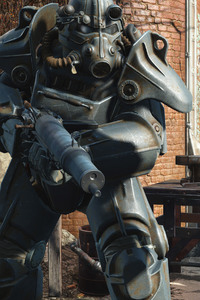 2160x3840 Fallout 4 High Res Texture Pack