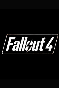 Fallout 4 Logo 5k