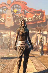 240x320 Fallout 4 Xbox