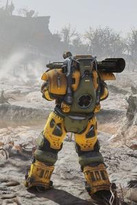 Fallout 76 4k 2018