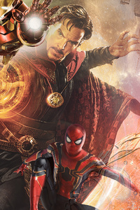 640x1136 Fan Avengers Infinity War Poster 4k