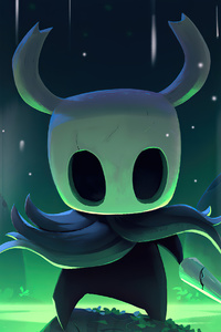 640x1136 Fanart Hollow Knight 4k