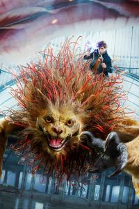 Fantastic Beasts The Crimes Of Grindelwald 2018 4k