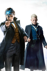 Fantastic Beasts The Crimes Of Grindelwald Movie