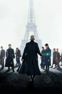 2160x3840 Fantastic Beasts The Crimes Of Grindelwald Wide 5k