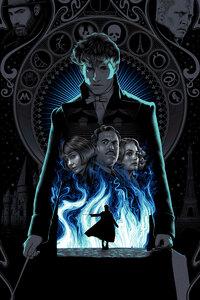 Fantastic Beasts The Crimes Of Grindlewald 5k Poster
