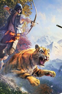 Far Cry 4 Game