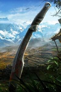 640x1136 Far Cry 4 Himalayas