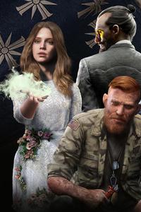 Far Cry 5 8k 2018