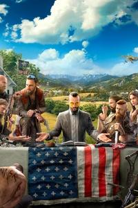 320x480 Far Cry 5 8k