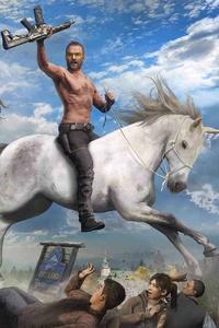 Far Cry 5 Official Artwork 4k