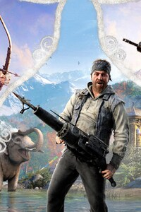 750x1334 Far Cry Game
