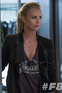 Fast 8 Charlize Theron