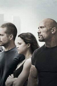1080x1920 Fast And Furious 7 2015
