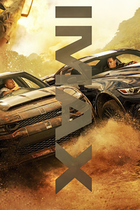 720x1280 Fast And Furious 9 Imax Poster 5k