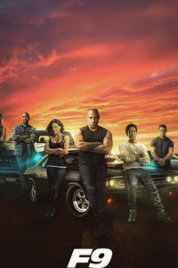 320x480 Fast And Furious 9 The Fast Saga 2020