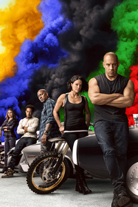 1440x2560 Fast And Furious 9 The Fast Saga 2020 Movie
