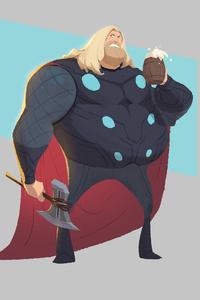 720x1280 Fat Thor