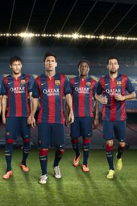 360x640 Fc Barcelona 2016