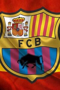 540x960 Fc Barcelona Flag