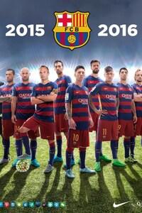 FC Barcelona Team 2016