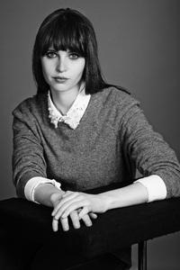 Felicity Jones In 2018 Monochrome