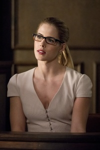 Felicity Smoak In Arrow Season 6 2018