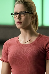 Felicity Smoak In Arrow Season 6