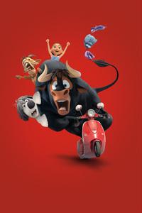 1125x2436 Ferdinand Best Animated Movie Of 2017 4k