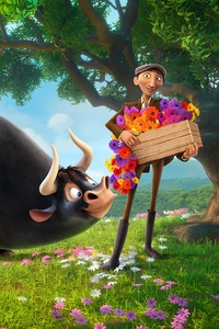 Ferdinand Blue Sky Studios Animated Movie 4k