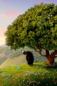 1080x1920 Ferdinand Movie Artwork