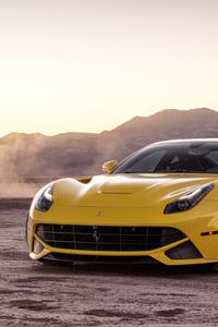 Ferrada Sema Yellow Ferrari F12 8k
