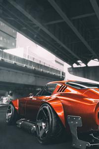 480x800 Ferrari 275 Gtb 5k
