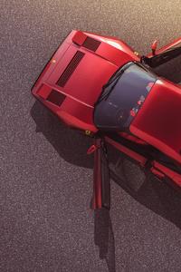 Ferrari 288 4k