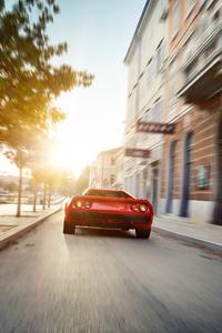 320x568 Ferrari 288 GTO