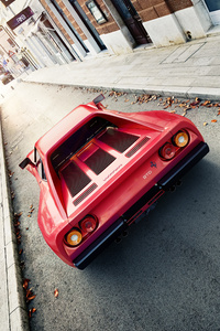 Ferrari 288 GTO 4k