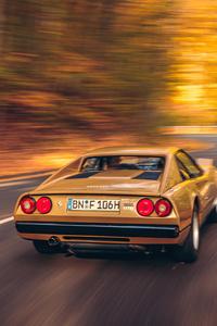 480x800 Ferrari 308 Gtb Rear