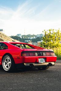 2160x3840 Ferrari 348 5k