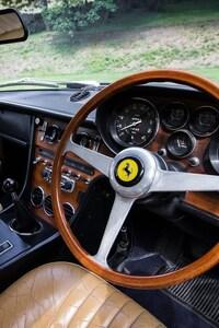 Ferrari 365 GT Interior