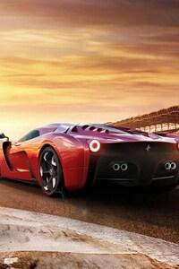 Ferrari 458 Concept Car